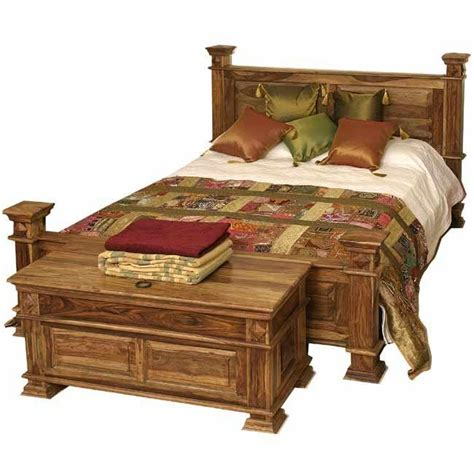 bedroom furniture india maharaja sheesham wood beds maharaja sheesham wood beds
