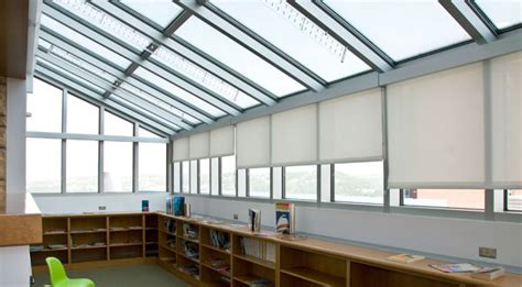 Commercial Window Blinds Classroom Curtains Window Treatments Bb Commercial