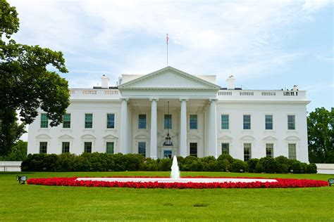 The White things to do near the white house