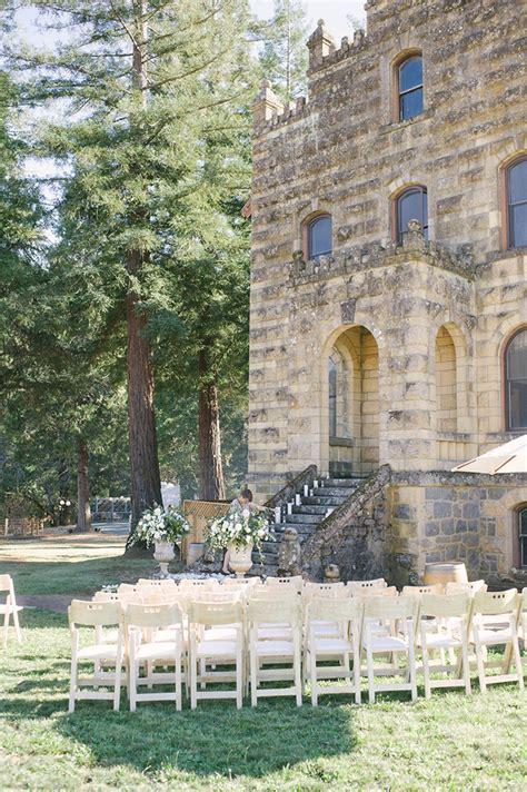 romantic napa valley estate wedding glamour grace
