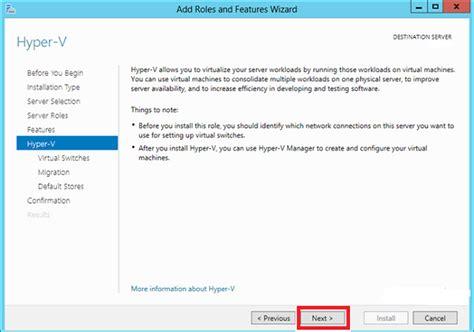 tutorialspoint virtualization windows server 2012 hyper v
