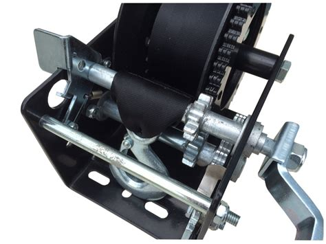 lichte boottrailer lier boottrailer lift voor gebruikte auto