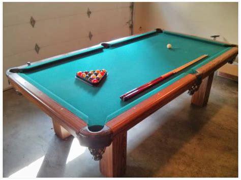 3 piece slate pool table free 4x8 slate pool table saanich victoria mobile