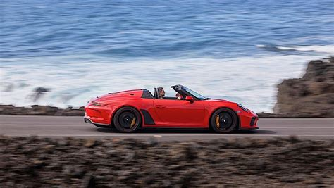 2020 Porsche Speedster by 2020 Porsche 911 Speedster Review Autoevolution