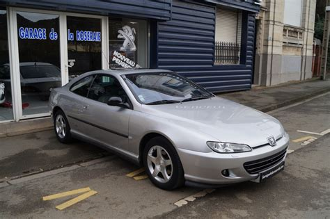 occasion peugeot 406 coup 233 griffe 2 2 essence 160 ch