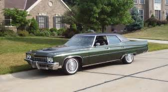 1972 Buick Limited 1972 Buick Electra Limited General Motors Products