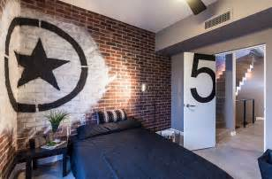 decor industrial concrete wall art modern