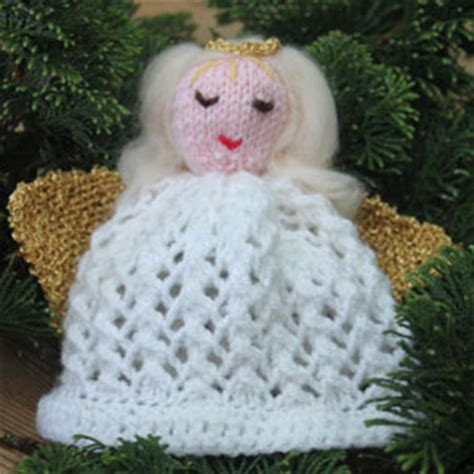pattern for knitted christmas angel angels to knit 22 free patterns grandmother s pattern book