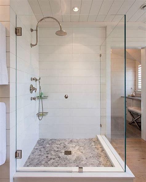 White Shiplap Tile 25 Best Ideas About White Tile Shower On