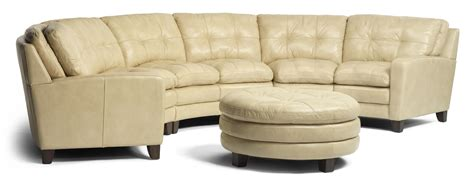 flexsteel curved sofa flexsteel latitudes south curved sectional sofa