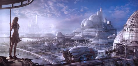 dsng s sci fi megaverse sci fi buildings and futuristic cities concept designs