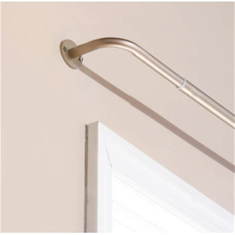 french rod curtain french pole curved curtain rod french curtain poles