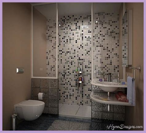 best bathroom designs 10 best small bathroom tile ideas 1homedesigns com