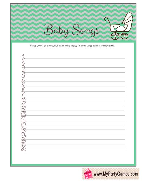 songs with colors in their title how many songs can you name with quot baby quot in the title