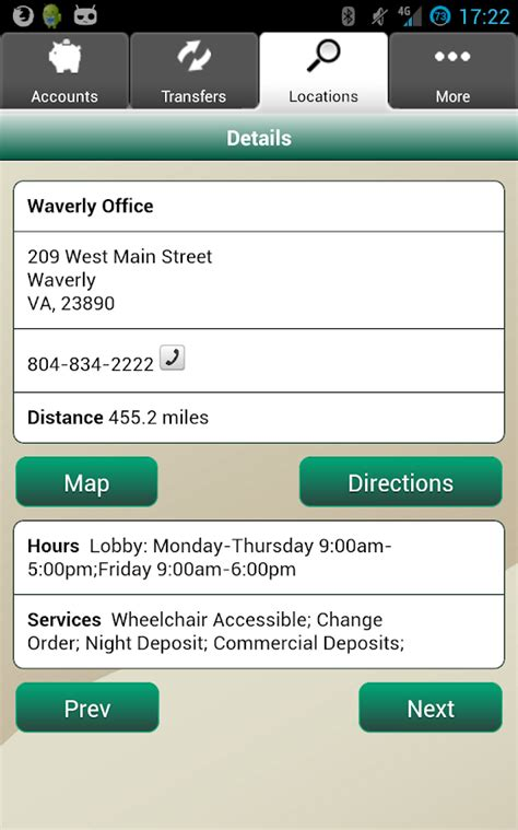 wvb bank evb mobile banking android apps on play