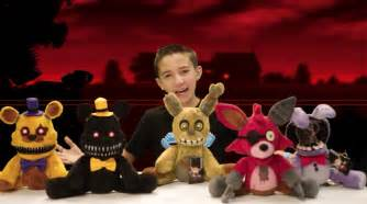 Episode 29 new roobbo fnaf plush review youtube