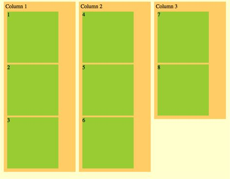 div php php logic error creating div grid with css and php