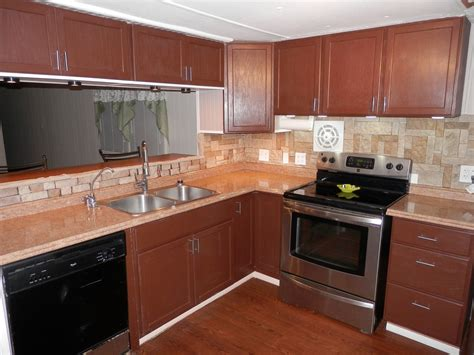 mobile home kitchen remodel before images frompo