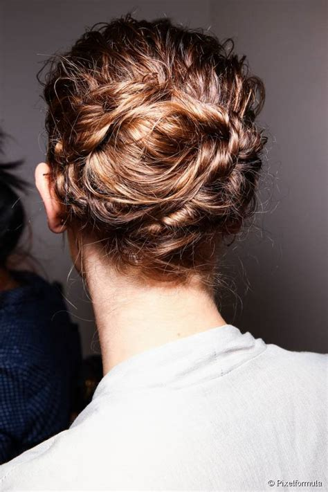 wet and messy hair look 24 cute updos to avoid a summer hairstyle rut