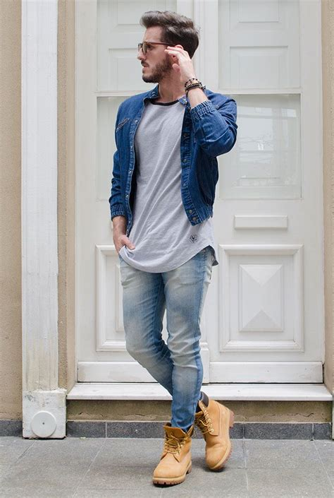mens clothing on pinterest 1322 pins outfit men fashion men timberland boots www