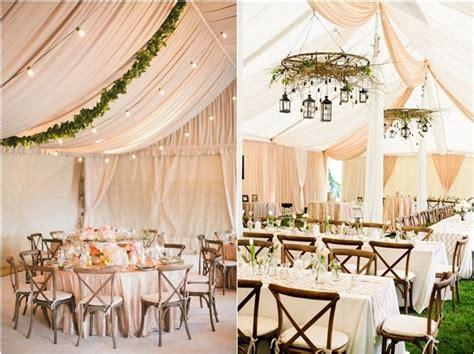 30 Chic Wedding Tent Decoration Ideas   Deer Pearl Flowers