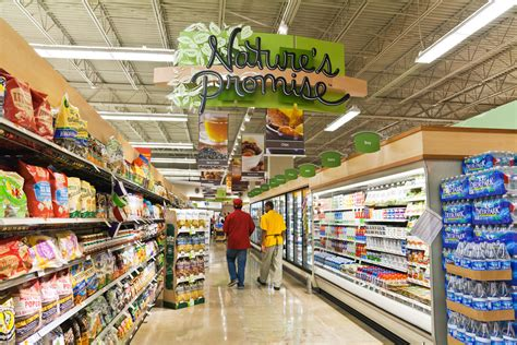 layout supermarket giant giant unveils natural section prototype supermarket news