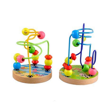 Mainan Anak Buzz Wire Small Farm mainan anak buzz wire model small multi color