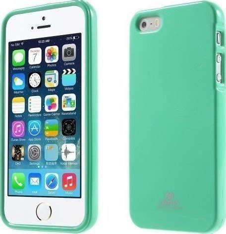 mercury jelly iphone 5 mint mercury jelly mint iphone 5 5s se skroutz gr