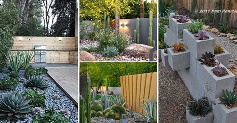 Free Backyard Landscaping Ideas Low Water Backyard Homedesigninspired