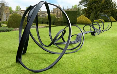 creative park benches pablo reinoso huge sudeley bench