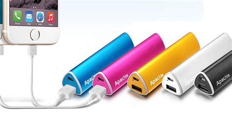 pyramid charger portable usb device charger groupon