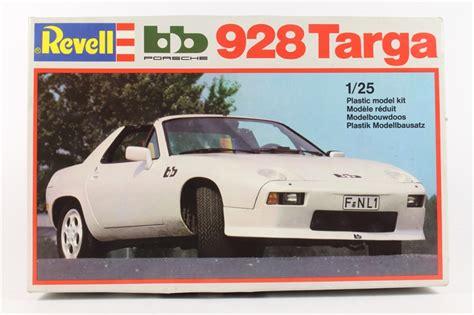 Porsche 928 Targa by Hattons Co Uk Revell 7218revell Bb Porsche 928 Targa
