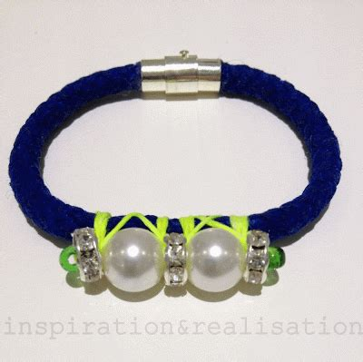 Vanities Bracelet Inspiration And Realisation Diy Fashion Diy