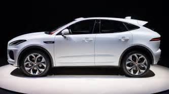 Jaguar Suv Jaguar Reveals E Pace The Crossover Suv For Millennial