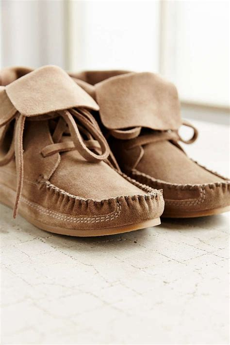 best 25 moccasin ankle boots ideas on moccasins moccasin boots and bohemian shoes