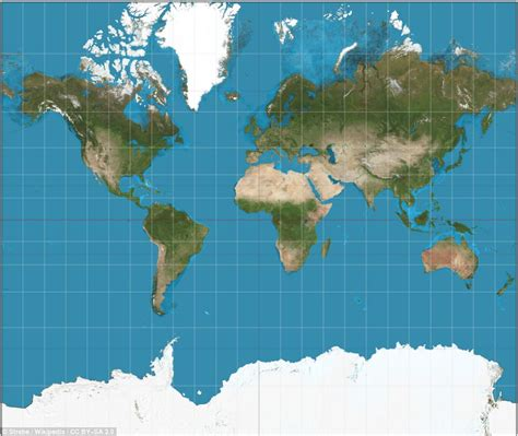 africa map distortion why every world map you re looking at is wrong africa