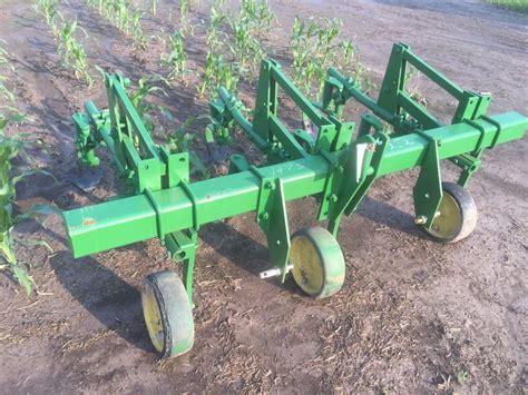 Point One Crop deere 2 row crop field garden food plot cultivator 3 point hitch ebay