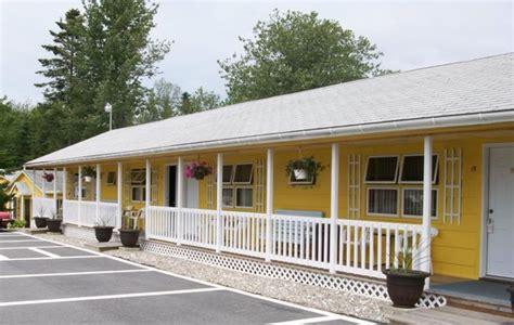 cottages near me sunnyside motel cottages bar harbor me 2017 hotel