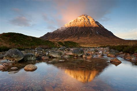 Landscape Photography Glencoe Glencoe Landscape Photography The Start Of Winter Sft
