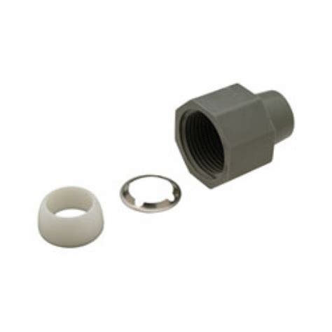 Qest Plumbing Fittings by Qest Cone For Compression Fittings 3 8 Quot Id Tubing