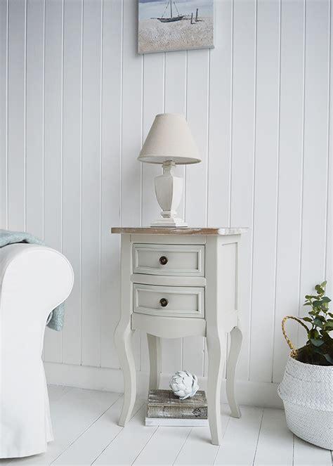 bridgeport grey lamp table living room hall  bedroom