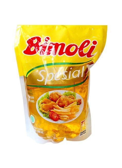 Minyak Goreng Bimoli bimoli minyak goreng special refill pch 2000ml klikindomaret