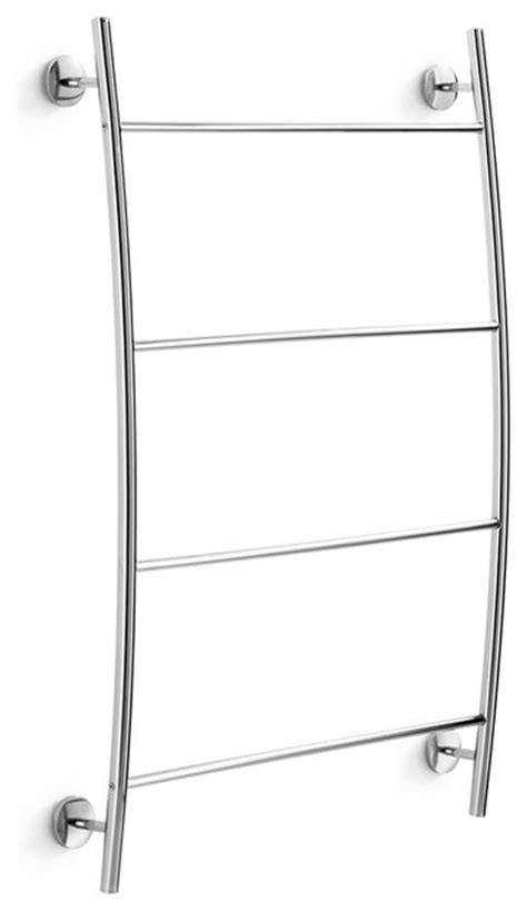 How To Take A Towel Rack The Wall by Ws Bath Collections Noanta Towel Rack