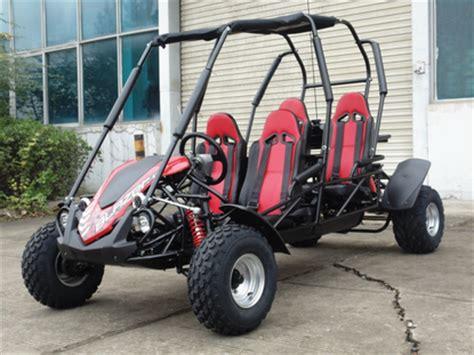 4 Door Go Kart by Trailmaster Blazer 4 Four Seat Go Kart Calif From