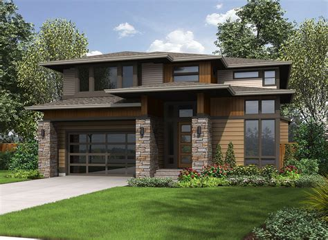 modern style home plans baby nursery prairie home plans designs modern prairie