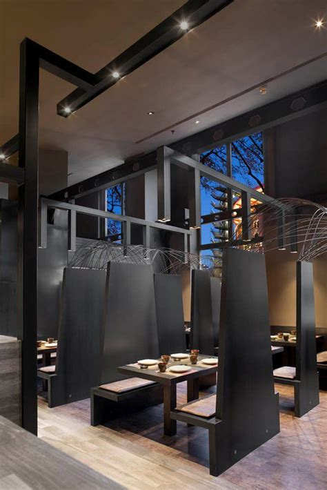 design cafe barcelona umo japanese restaurant at the hotel catalonia in