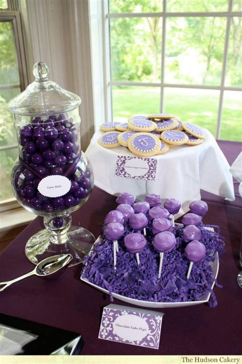 purple and green bridal shower decorations 35 delicious bridal shower desserts table ideas table