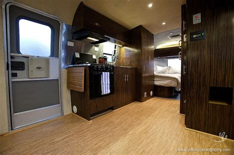 renovated rv jetson green eco airstream on the green road