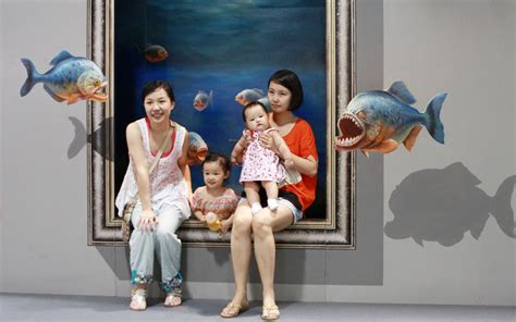 3d paintings 3d magic art special paintings exhibition of china 2012 25