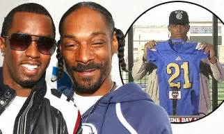 European Vacation For Snoop And Diddy by Snoop Dogg And Diddy S Sons Will Join Forces On Ucla